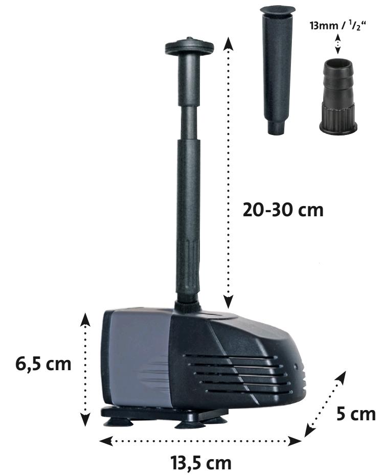 HSP 600