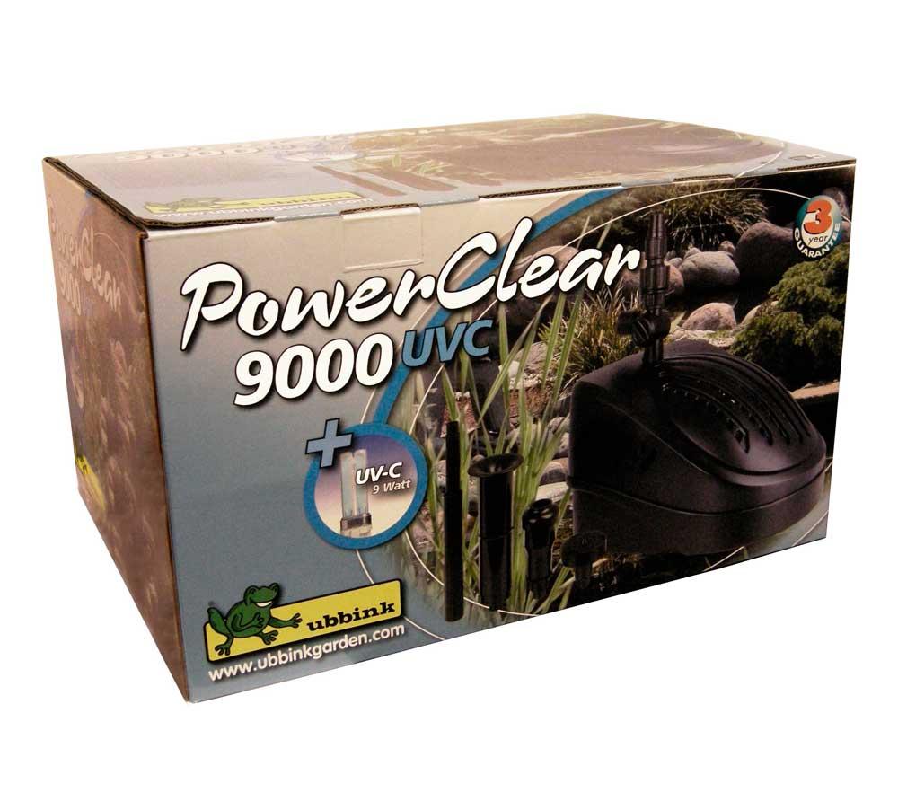 PowerClear 9000 (9W UVC+PM 2200)
